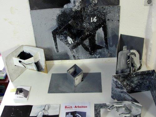 Ausstellung Buch-Arbeiten Mauler 2010-a