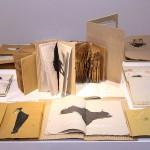 Künstlerbücher von Antje Sträter