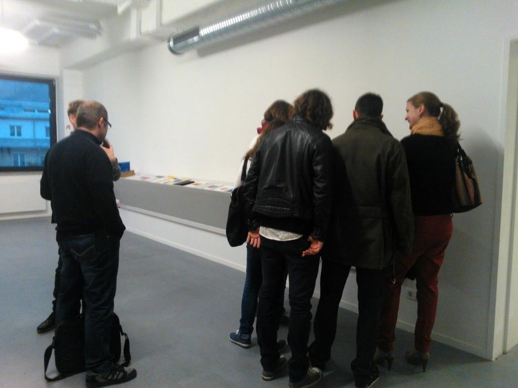 Besucher der Platform3