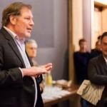 Begrüßung durch den Direktor des Zentralinsituts für Kunstgeschichte, <br>Herrn Prof. Dr. Wolf Tegethoff