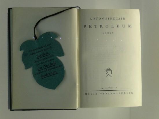 """Upton Sinclairs """"Petroleum"""" von 1927"""