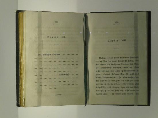 """Heinrich Heines """"Ideen. Das Buch Le Grand"""" von 1826"""