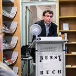 Einführungsvortrag von  Bibliotheksleiter Dr. Bernhard Lübbers