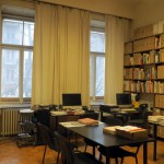 Artpool-Archive, Rechercheraum