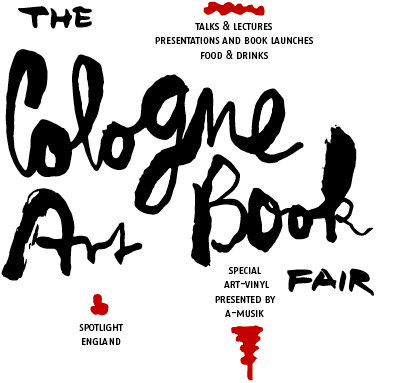 The Cologne Art Book Fair 2016