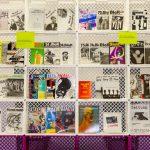 der historische Teil aus dem ARchive Artist Publications