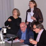 Beatrice Hernad, Claudia Fabian, Reinhard Grüner, Hubert Kretschmer