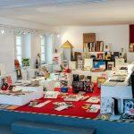 Objekt-Magazine im Kunsttempel 2018. Gesamtansicht