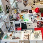 Objekt-Magazine im Kunsttempel 2018. Detailansicht