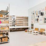 Archiv Galerie / Gesamtansicht, Foto Vadim Kretschmer