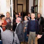 Eröffnung Archiv Galerie im HdK Okt. 2018, Foto Lisa Fuhr