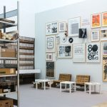 Archiv Galerie / Gesamtansicht, Foto Hubert Kretschmer