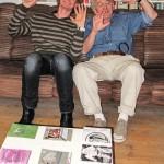 Markus Kircher und Turi Werkner
