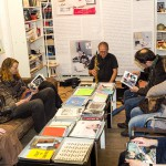 Norbert Stammberger spielt zum Blättern John Cage